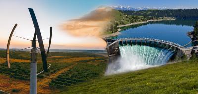 ACM Engineering per generatori eolici e idroelettrici